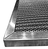 Trophy Air 16x20x1 HVAC Furnace Air Filter Lasts a Lifetime, Washable, 6 Stage Micro Allergen Defense, Healthier Home or Office, Made in The USA 16x20x1