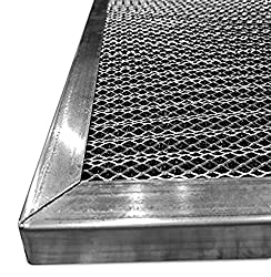 cheap Trophy Air 16x25x1 air filter, for HVAC oven, washable for a lifetime, 6 levels of microallergenicity …