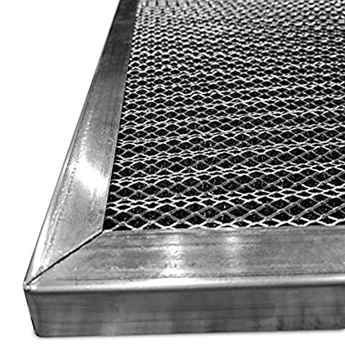Trophy Air 16x20x1 Washable Electrostatic HVAC Furnace Air Filter, Lasts a Lifetime, 6 Stage Permanent Air Filter, Healthier Home or Office, Made in The USA 16x20x1 - Increases Airflow