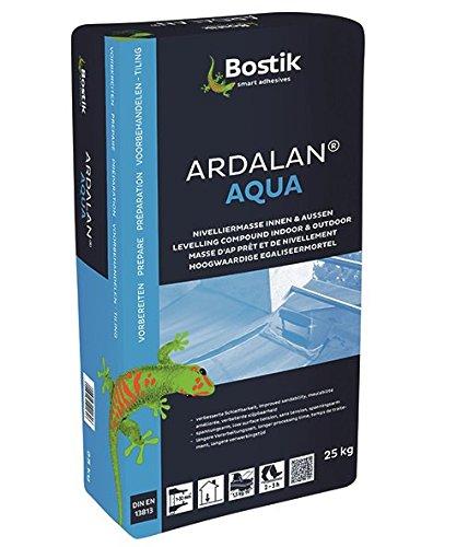 Bostik Ardalan Aqua Ardalan WP Boden Ausgleichsmasse-Nivelliermasse 25 kg Sack