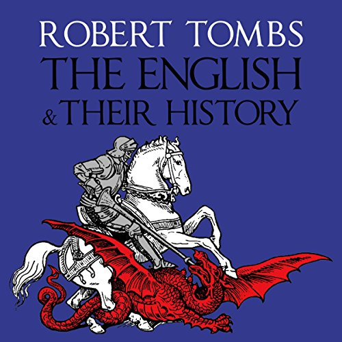 The English and Their History cover art