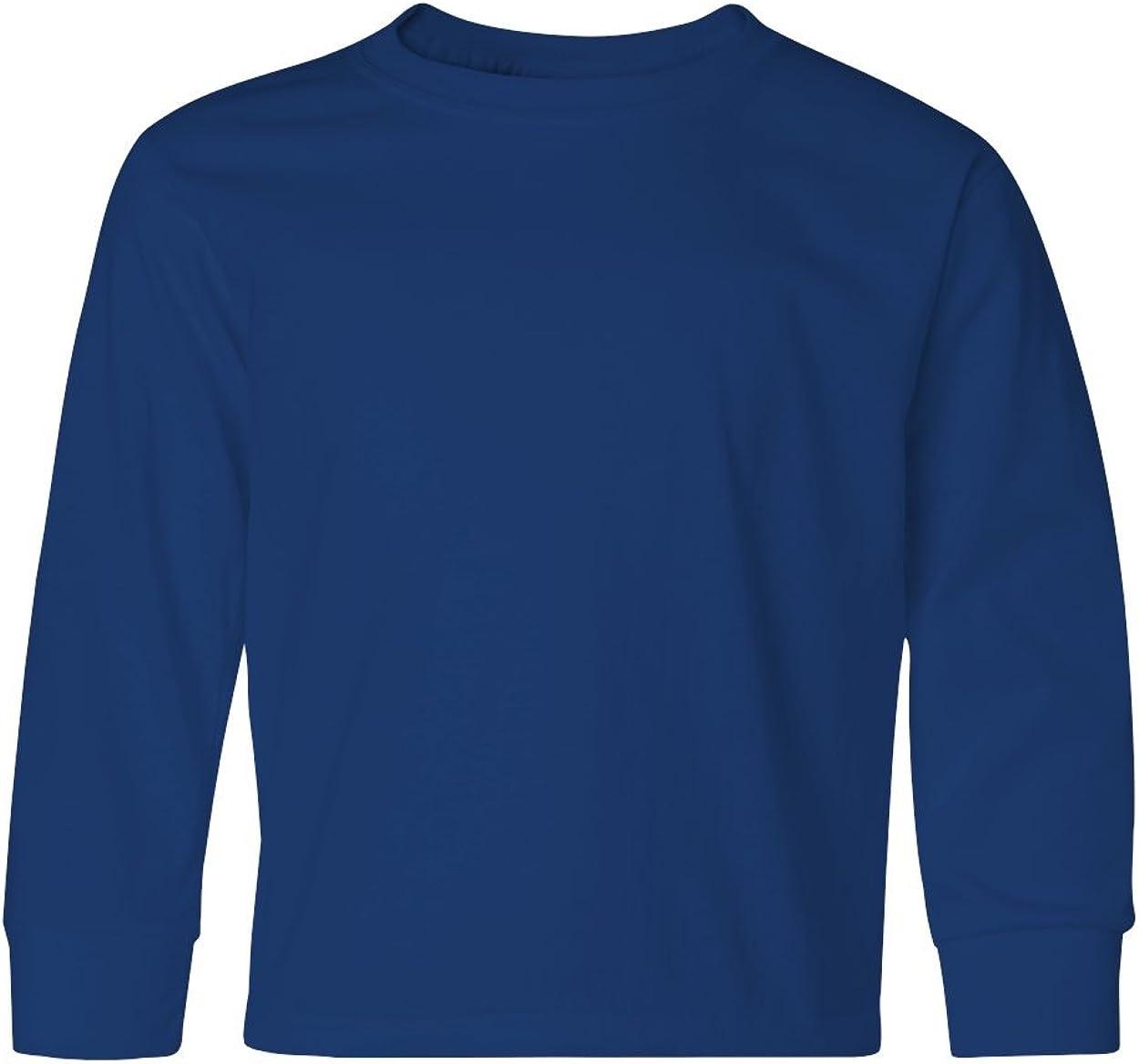 Jerzees Heavyweight Blend Long-Sleeve T-Shirt (29BL)