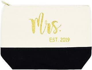 personalised wedding clutch bag
