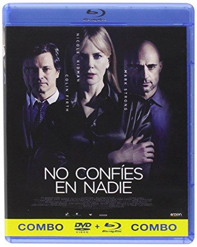 No Confíes En Nadie (DVD + BD) [Blu-ray]