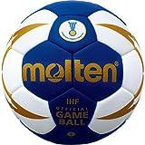Molten Ballon de Handball 3 Multicolore - Blau/Weiß/Gold