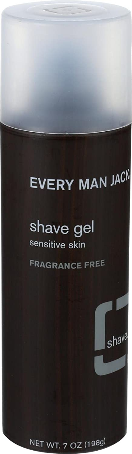 Emj 2021 autumn and winter Gorgeous new Shave Gel Frag Free Size 7z Jack Man Every Fragran