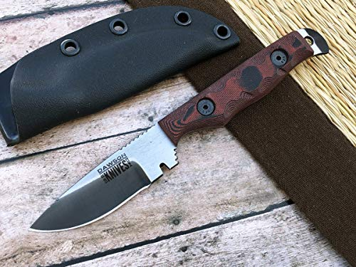 Dawson Knives   CPM-3V Handyman   New Specter Finish