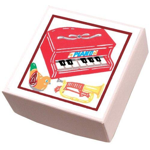 【鈴廣かまぼこ】こ・こ・ろ 赤箱 おもちゃの楽器