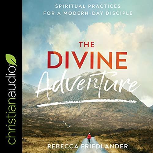 The Divine Adventure Audiobook By Rebecca Friedlander cover art