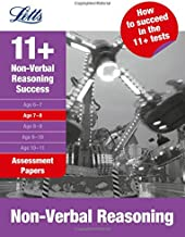 Non-Verbal Reasoning Age 7-8 (Letts 11+ Success)