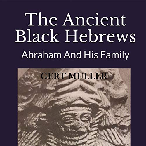The Ancient Black Hebrews  By  cover art