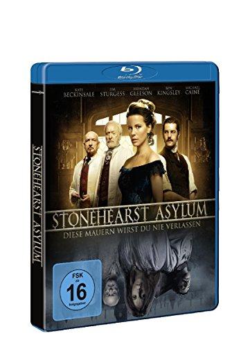 Stonehearst Asylum - Diese Mauern wirst du nie verlassen [Blu-ray]
