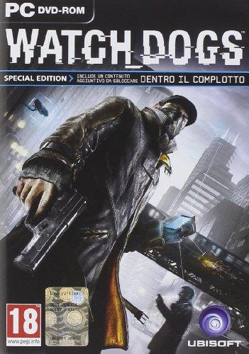 Ubisoft Sw Pc 56295 Watch Dogs
