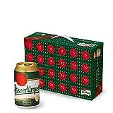 Original Pilsner Urquell Bier Adventskalender (24x330ml Dosen) Geschenkidee zum Advent