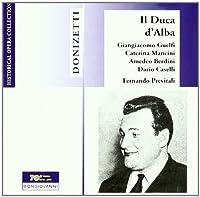 Il Duca D'Alba by GAETANO DONIZETTI
