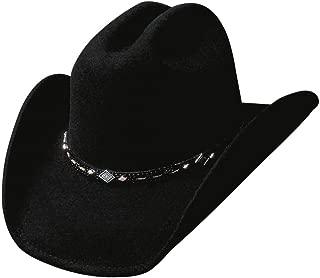 Hats Wagoneer Felt Western Cowboy Hat 0327BL