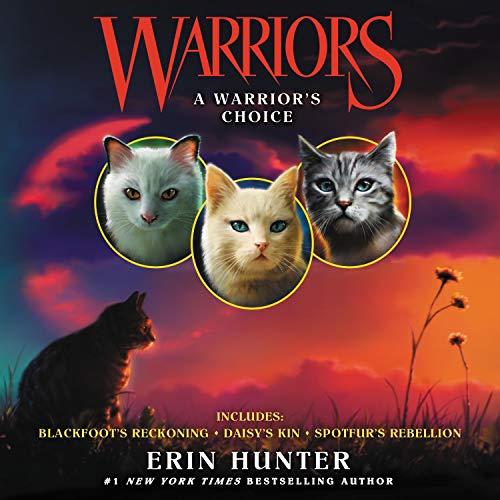Warriors: A Warrior's Choice cover art