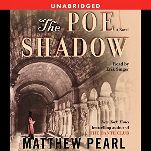 The Poe Shadow cover art