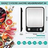 Zoom IMG-1 bilancia da cucina digitale elettronica