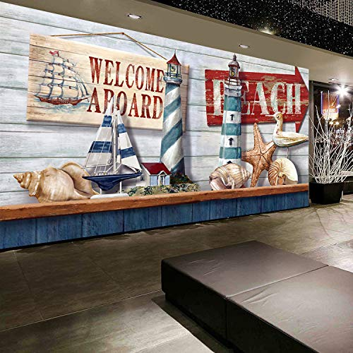 Leekkoka Wandbild Hintergrundbild Wandmalerei Nahtlose Silk Stofftapetenwohnzimmer Fernsehrückwand-Malerei-Hintergrundwand Der Europäischen Retro- Mittelmeertapete