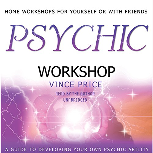 Psychic Workshop audiobook cover art