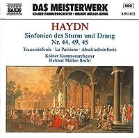 Sinfonien Nr.44,49,45