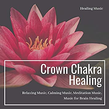 Crown Chakra Healing (Healing Music, Relaxing Music, Calming Music, Meditation Music, Music For Brain Healing)
