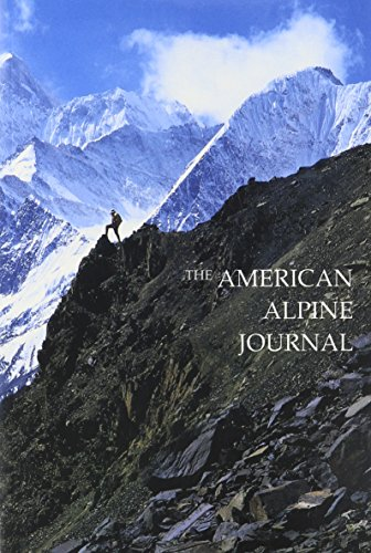 AMER ALPINE JOURNAL 1995/E (American Alpine Journal)