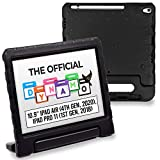 Official Cooper Dynamo [Rugged Kids Case] for 10.9' iPad Air (2020) & 11' iPad Pro (2018) | Protective Foam Cover | Stand, Handle, Pencil Charge Slot (Black)