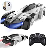 YEZI Rc Cars for Kids,360°Rotating Stunt Dual Mode Car Rechargeable, Head and Rear with Powerful LED Light,Remote Control Car Boy Toys for 3 4 5 6 7 8-16 Year Old Best Gifts