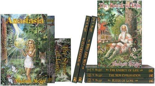 Ringing Cedars Series Original First Edition Full Set