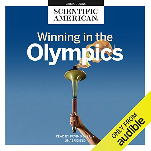 Winning in the Olympics cover art