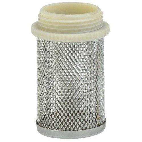 Gardena Saugkorb: Saugfilter aus feinmaschigem Stahlgeflecht, 33.3 mm (G 1 Zoll)-Gewinde für Zwischenventile (7241-20)