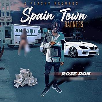 Spain Town Badness