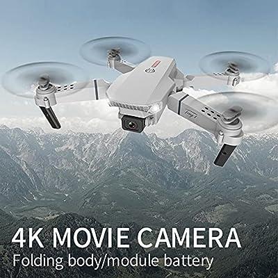 E88pro Camera with 4K HD Foldable Professional Quadcopter