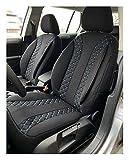 Fundas de asiento compatibles con Honda CR-V CRV 3 Gen. conductor y...