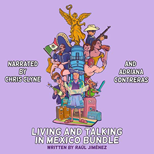 『The Living and Talking in Mexico Bundle』のカバーアート