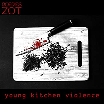 Young Kitchen Violence