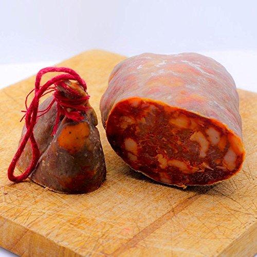 Soppressata Dolce Calabrese - 350 gr. specialità di Calabria | Salumificio Artigianale Rosa …