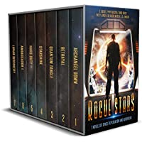 Rogue Stars: 7 Novels of Space Exploration and Adventure Kindle eBook