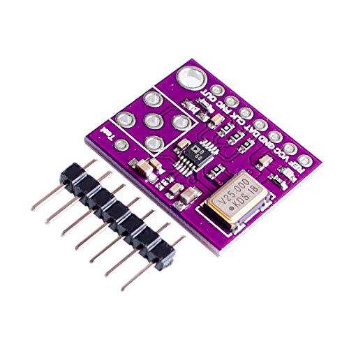 Iycorish DDS Signalgenerator AD9833 Modul programmierbare Mikroprozessoren Sinus-Rechteckwelle