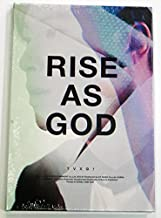 TVXQ DBSK - Rise as God [Random ver.] (Special Album) CD+Booklet