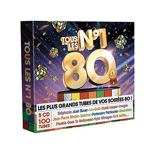 Tous Les N°1 Années 80