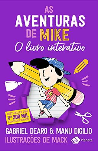 As aventuras de Mike: o livro interativo