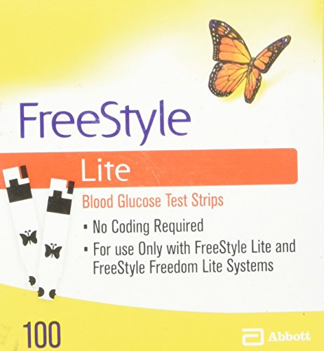FreeStyle Lite Test strips, 100 ct by Besmon
