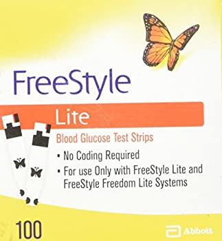 FreeStyle Lite Test strips 100 ct