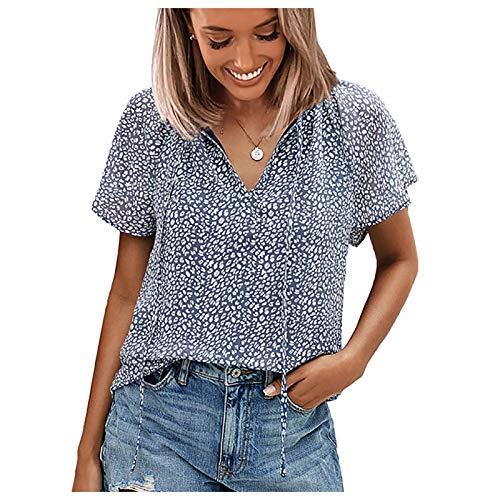 Camisas Mujer Verano, Camiseta Hombro Caído Mujer,...