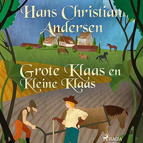 Grote Klaas en Kleine Klaas cover art