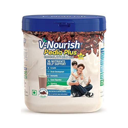 V-Nourish Pedia+ - Health & Nutrition Drink (Chocolate Milk Mix) 200 gms