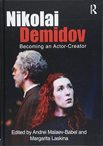 Price comparison product image Nikolai Demidov: Becoming an Actor-Creator